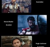Hollywood Manly Men