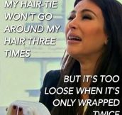 Long Hair Daily Problem