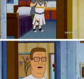 Hank Hill Is The Best