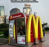 Mini McDonald's
