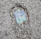 This Is What Happens When You Drop A Nokia