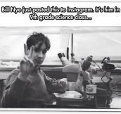 Young Bill Nye