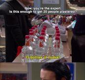 Always Consult An Expert