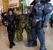 Pacific Rim Cosplay By C4Team