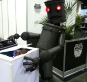 Robot Chicken Cosplay