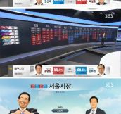 This Is Why South Korean Election Broadcasts Are So Fun
