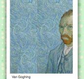 Van Goghing