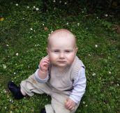 Baby Putin
