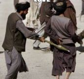 Just Taliban Things