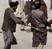 Just Taliban Things