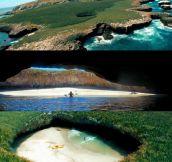 Beautiful Hidden Beach