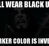 Metal People Will Understand