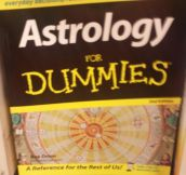 The Thing About Astrology