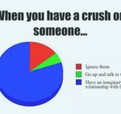 What Happens When You Have A Crush On Someone
