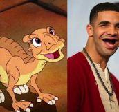 Ducky Vs. Drake