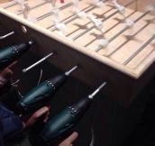 Foosball Is A Serious Game