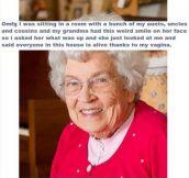 Grandma Speaks The Truth