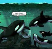 Undersea Parallel Universe