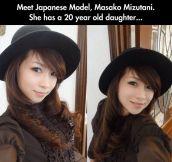 Meet Masako Mizutani
