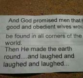 God Promised