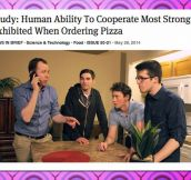 When Humans Act As A True Team
