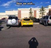 Parking Revenge
