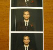 Photobooth In A Wedding