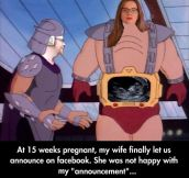 TMNT Pregnancy Announcement