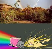 The Truth Behind Rainbow And Lightning Strikes