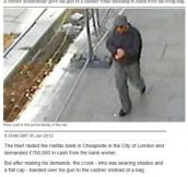 The Dumbest Robber In The World