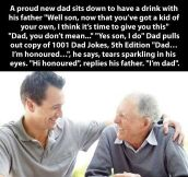 Becoming A New Dad