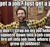 Unemployment In A Nutshell