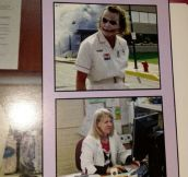 Nurses Are Creepy In This School