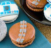 Star Wars Macarons (6 Pics)