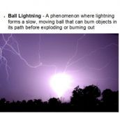 It's Electrifying!!!!