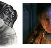 Movie Filch looks more like Moody than movie Moody
