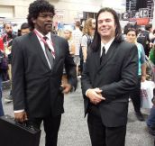 One of the most amazing cosplays at SDCC 2014