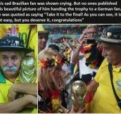 The Hero Brazil needs