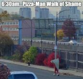 20 Funny 'Walk Of Shame' Moments