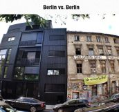 The Two Sides Of Berlin