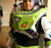 Buzz Lightyear Cosplay