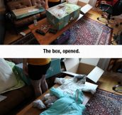 Finland's Maternity Box
