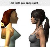 The Evolution Of Lara