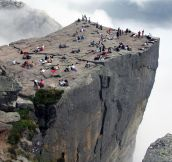The Amazing Preikestolen