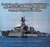 Dazzle Camouflage