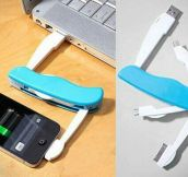An All-In-One-Multi-Device Charger