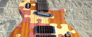 Great Homemade Guitar