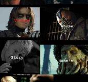 Why I Love Villains