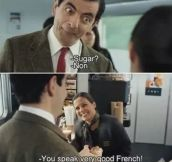 Oh, Mr. Bean