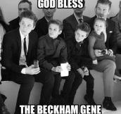 The Beckham Gene
